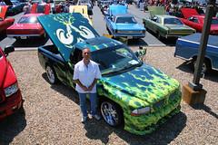 1998 Dodge Dakota (Walt_Felix) Tags: auto show walter car jeep felix connecticut ct event dodge chrysler mopar walt oldsaybrook conn moparsinmotion waltfelix walterfelix walterfelix 1stannualoldsaybrookcdjmoparshow