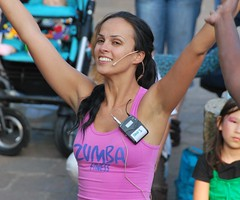 Zumba Workshop ZOOmeravond