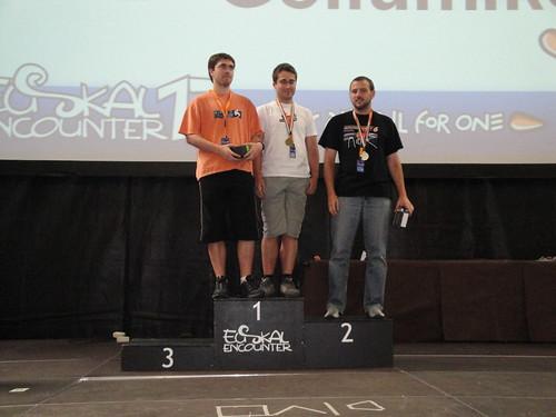 Y he aquí a los ganadores del FOSS Coding de la Euskal Encounter 17