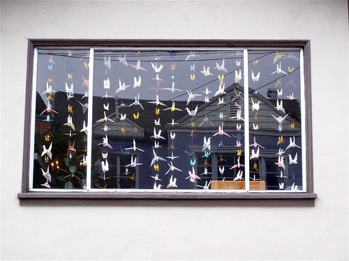 Paper Cranes!