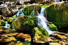Nacimiento Ro Guadalquivir (fusky) Tags: espaa rio river spain guadalquivir agua nikon andalucia sierra jaen seda hdr jan cazorla cascada 18105 d90 sierracazorla flickrsbest rioguadalquivir mywinners fusky