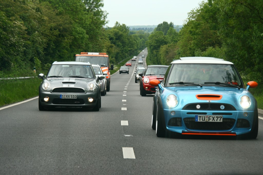 Mini Cooper RS - Fotostories weiterer BMW Modelle
