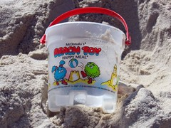 Highly Vintage Happy Meal Beach Toy (ca. 1989)