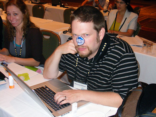 Chris Brogan's in disguise. acnatta/Flickr