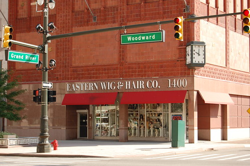Eastern Wig & Hair Co., 1400 Woodward
