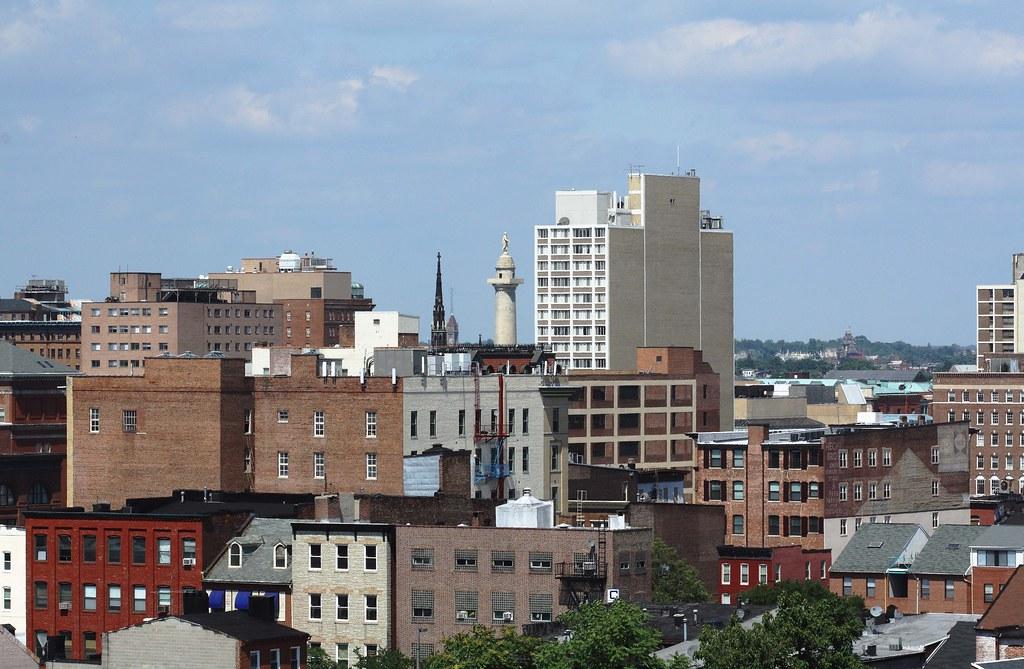 Baltimore, July 2009