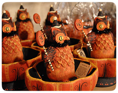 Owl-Candy-Bowls