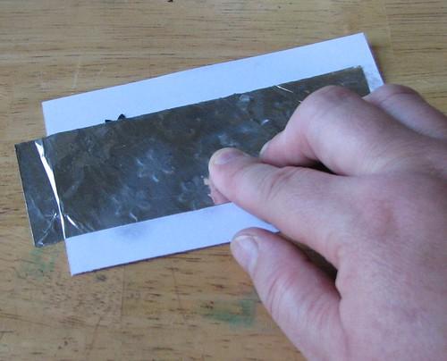 Inked Aluminum Tape 007