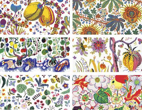 Svenskt Tenn Fabrics