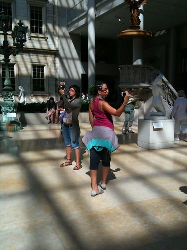 Photographers, Met Museum