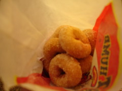 Tom Thumb Mini Donuts