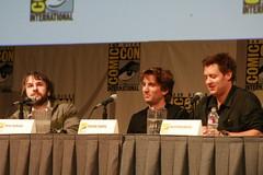 IMG_9457 - Peter Jackson, Sharlto Copley, & Neill Blomkamp (Anime Nut) Tags: comiccon cci peterjackson sdcc district9 neillblomkamp sharltocopley