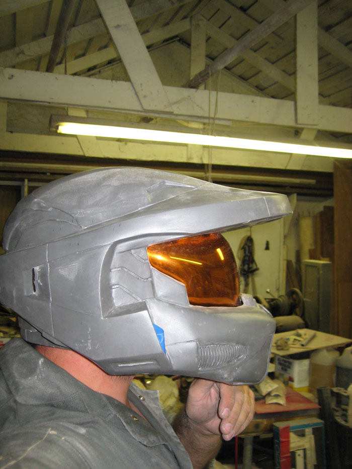 Faceshield testing