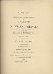 S.H. & H Chapman, Bushnell sale 1882