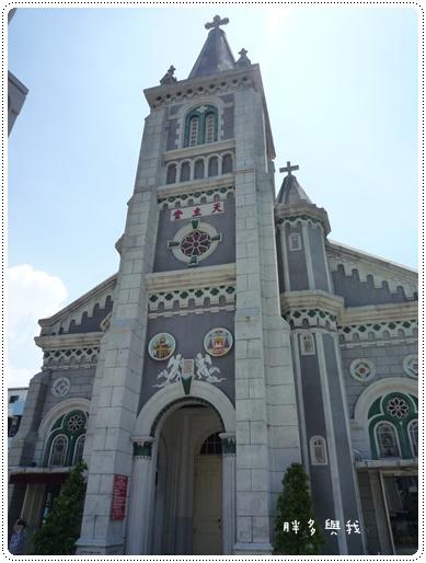 玫瑰天主堂