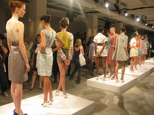 Peter Som Spring Summer 2010 collection