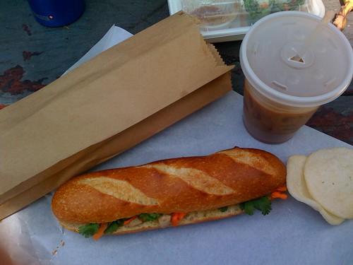 Chinatown bánh mì