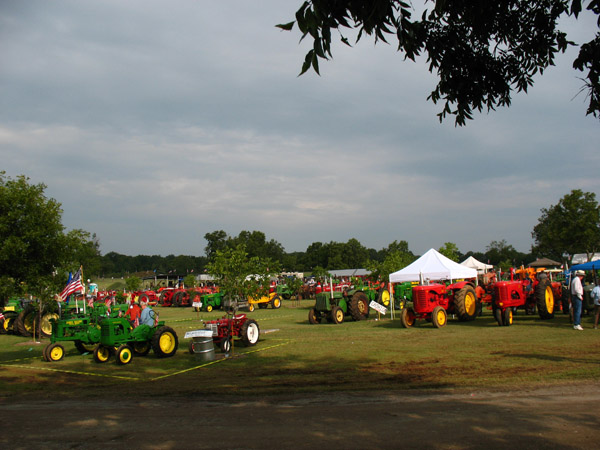 murray county tractor show