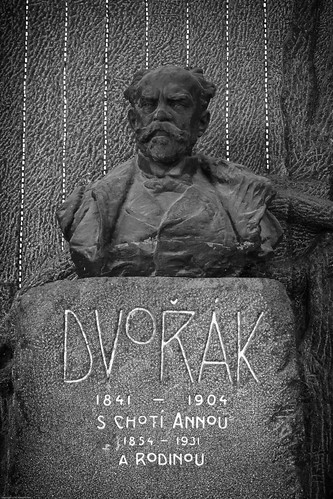 Antonin Dvořák (Composer) by you.