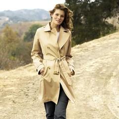 10.20 (betrenchcoated) Tags: woman beautiful coat windy trenchcoat raincoat