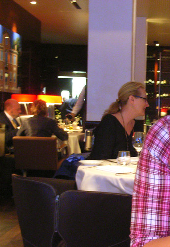 Dining at Marea and a Meryl Streep spotting! by you.
