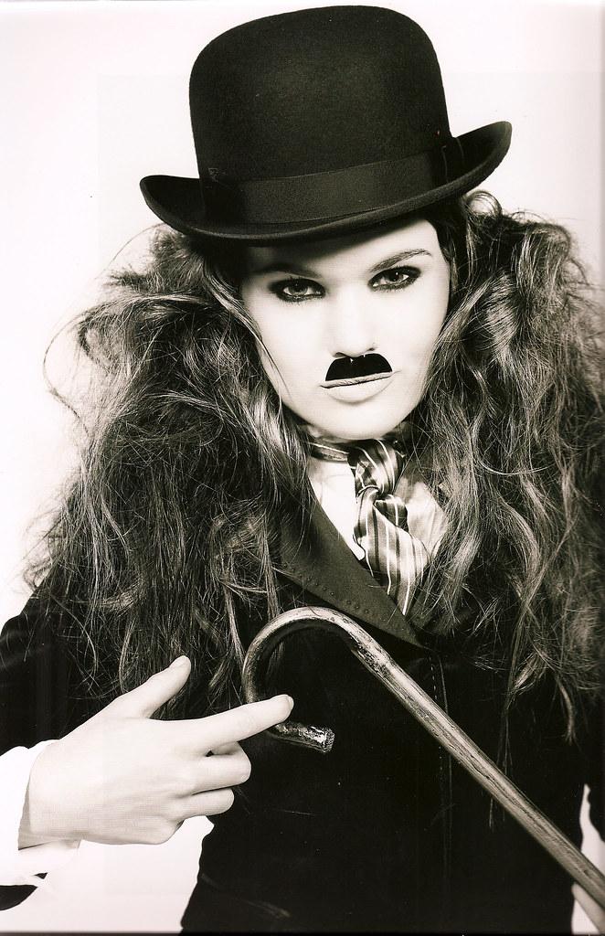 Charlie Chaplin's Angel