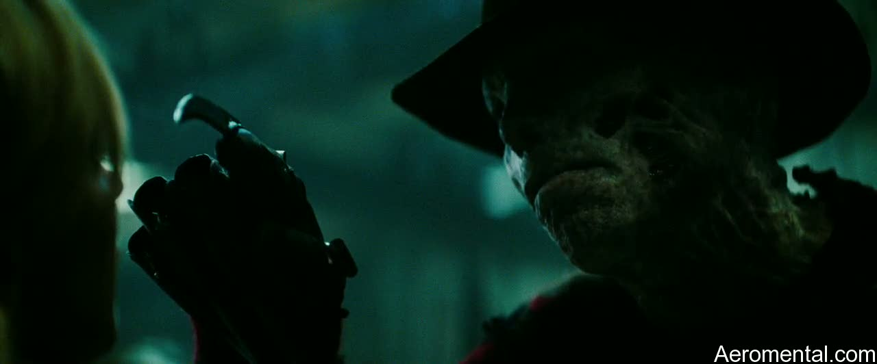 Freddy Krueger face 2010