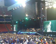 Springsteen at the Meadowlands - 10