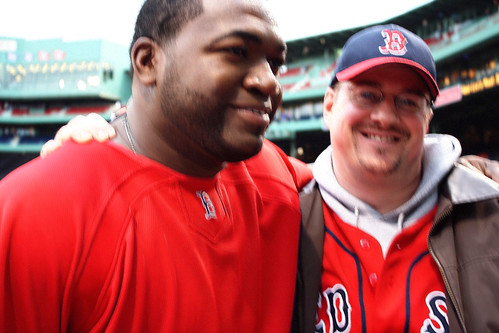 "Iain and ""Le Big Papi"" by you."