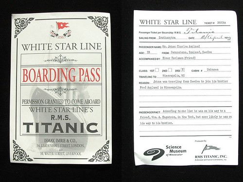 Titanic boarding pass printable pictures to pin on pinterest pin printable titanic boarding pass image search results 500x375 pronofoot35fo Images