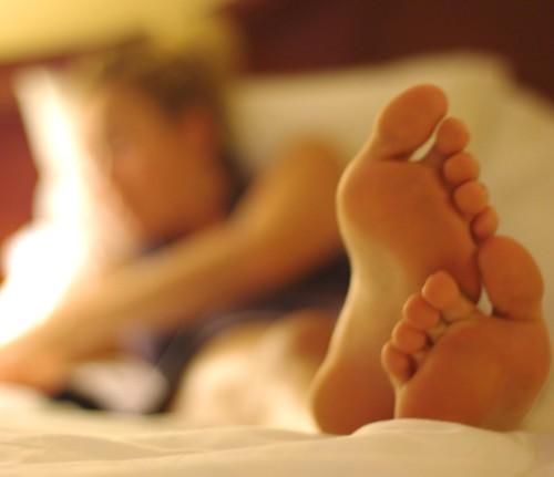 perfect feet pt. 1