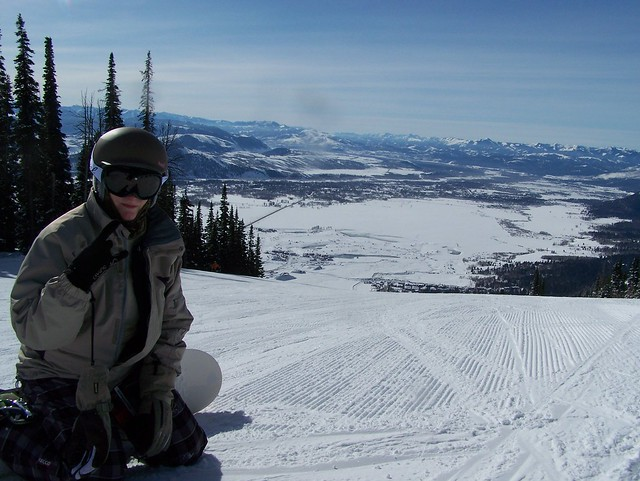ski angel jacksonhole bestvacationever jhmr jacksonholemountainresort