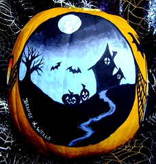 Pumpkin Painting by Denise A. Wells (Denise A. Wells) Tags: halloween pumpkin pumpkins bats hauntedhouse halloweenhorror halloweenangel halloweenmask halloweenhorrornights halloweenpumpkin halloweenpumpkins pumpkinart halloweenfun spookyhalloween halloweenzombie halloweenvampire halloweencartoons cutehalloween halloweenskull halloweenjester halloweenskulls pumpkindecorations halloweengirl halloweencharacters pumpkinpaintingideas pumpkinpaintings halloweenclown uniquehalloweendecorations halloweendemon halloweenhowto beautifulhalloween tagyeritcom coolhalloweenpumpkin uniquehalloweenpumpkins awesomehalloweenpumpkinpaintings masterpumpkinpainting handpaintedpumpkinart coolpumpkincenterpiece pumpkinartwork paintingonrealpumpkins colorfulpumpkinpaintings photosofpaintedpumpkin photosofpumpkinpaintings pumpkinpaintingphotos pumpkinpaintingpics howtopaintpumpkins howtomakeapumpkinpainting howtomakecoolpumpkinpaintings scarypumpkinpaintings denyceangel40yahoocom funhalloweendecorations coolhalloweendecorations coolhalloween howtomakehalloweendecorations adorablehalloween prettyhalloween colorfulhalloweendecorations latesthalloweendecorations oneofakindhalloweendecorations scaryhalloweenpumpkins halloweenhauntedfunscaryterrifyingsillybloody brighthalloweendecorations zombihalloweenfest zombiescarebloodyscaryspookyfrighteningpranktricktreat trickortreatideas halloweenspongebobsquarepants halloweenanime pumpkinpaintingdesigns pumpkinartist creepypumpkinpaintings horrorpumpkinpaintings innovativepumpkinpaintings pumpkinpaintingsbydeniseawells pumpkinartbydeniseawells