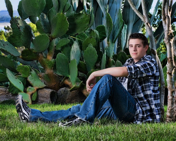Russell Senior Portraits 3