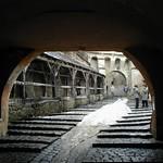 Sighisoara: Main gate of the Citade