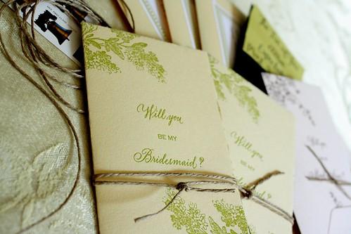 bridesmaid detail