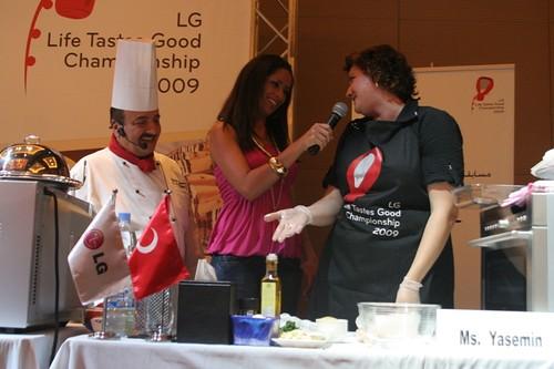 LG Competition 2009 Dubai
