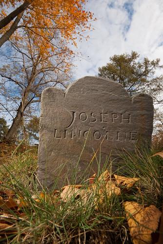 Hingham Cemetery - Joseph Lincolne