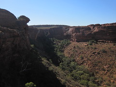 Uluru and around 98 - King's Canyon (Ben Beiske) Tags: nationalpark nt australia canyon kings outback australien northern territory watarrka
