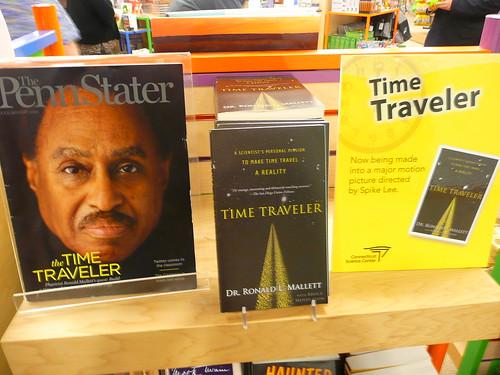 Libros sobre Ron Mallett