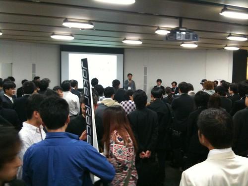 TechCrunchJapan / 東京Camp