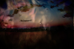 (Grace.Hamilton) Tags: face landscape dream multipleexposures