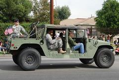 SAN FERNANDO VALLEY VETERANS DAY 2009 (Navymailman) Tags: california san day parade valley fernando sfv veteran 2009 veterans vets hummvee