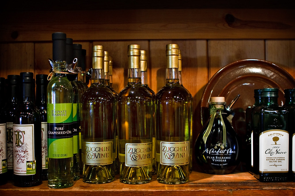Olive Oils Aplenty
