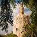 La Torre del Oro; ¿o es de la Plata?