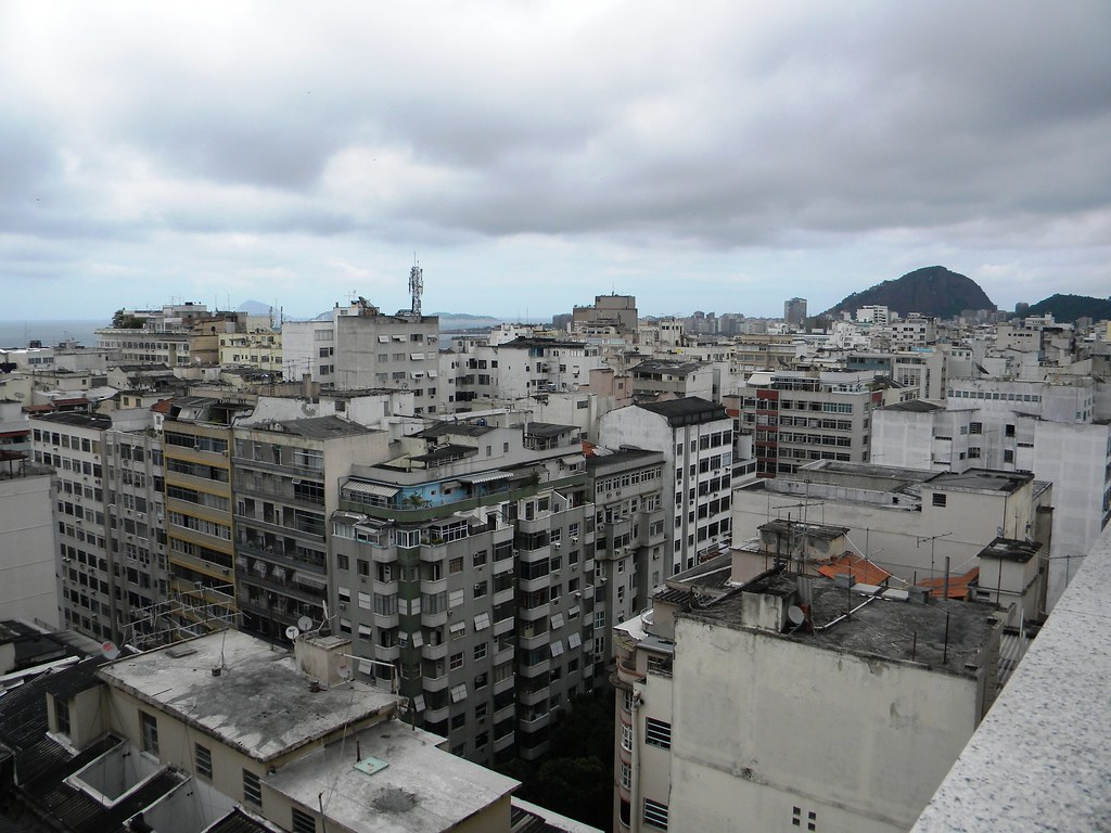 Rio Hotel Rooftop View 1
