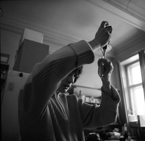 Moscow lab in bw 6