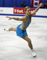 FIGURE SKATING / Joannie Rochette (x_ships) Tags: canada skating kitchener skate figure skater 2009 joannie rochette