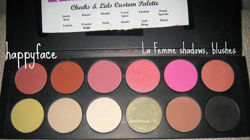 Blush and Neutrals Palette (La Femme)