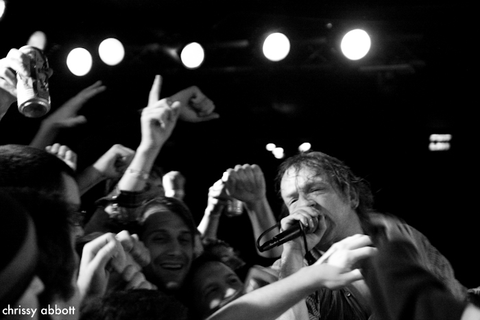 The Jesus Lizard at Sonar